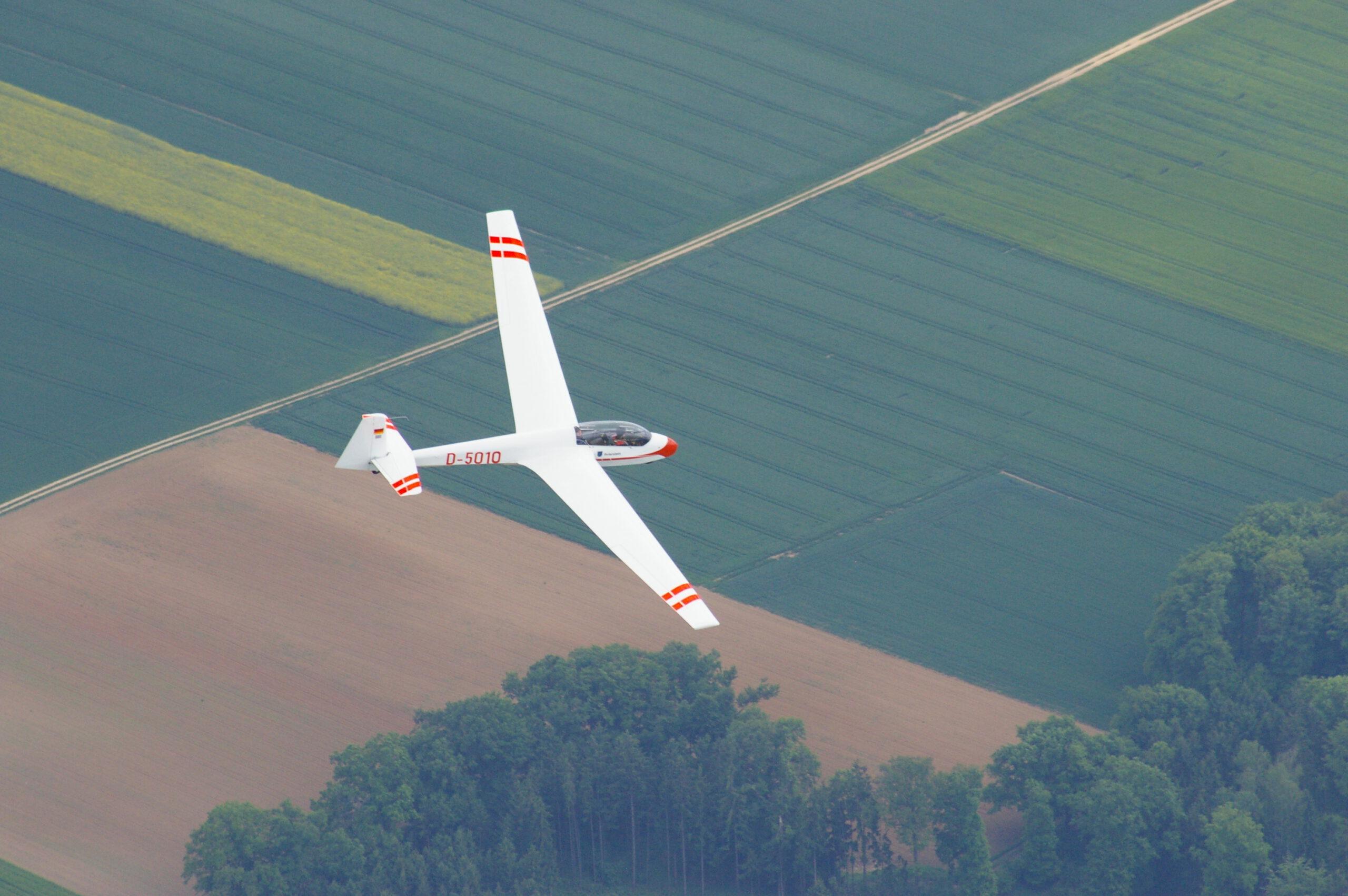 Das neue Schulungsflugzeug - eine ASK13